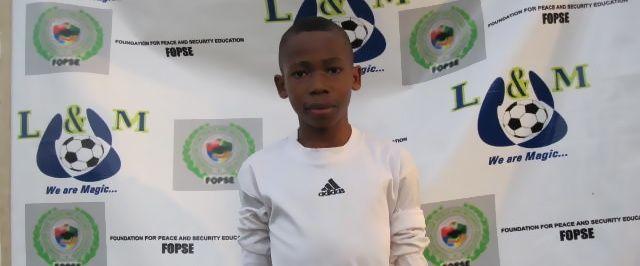 Africa's latest football prodigy