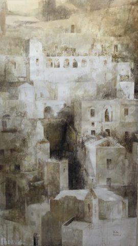 Pedro Cano - Lugares I en Galería la Aurora