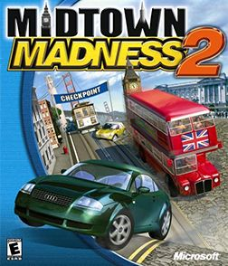 Free Downloads PC Games And Softwares: Midtown Madness 2 PC Game Free Download…