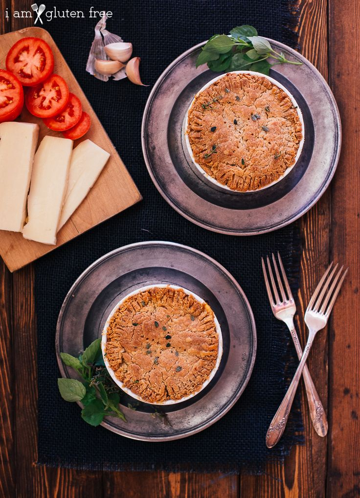 This gluten free easy pot pie recipe turns leftover beef or chicken stew into delicious pot pies (or one large pie). Plus. you can make ahead and freeze!