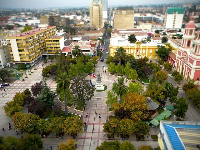 Plaza de los Héroes de Rancagua, O'Higgins, Chile | Flickr - Photo Sharing!