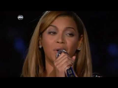 BEYONCE At Last LIVE BARACK & MICHELLE OBAMA Sweet Dreams Halo Who Run The World Girls New Song 2011