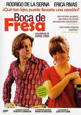 CINE ARGENTINO ONLINE: Boca de fresa (2010), PELÍCULA COMPLETA.