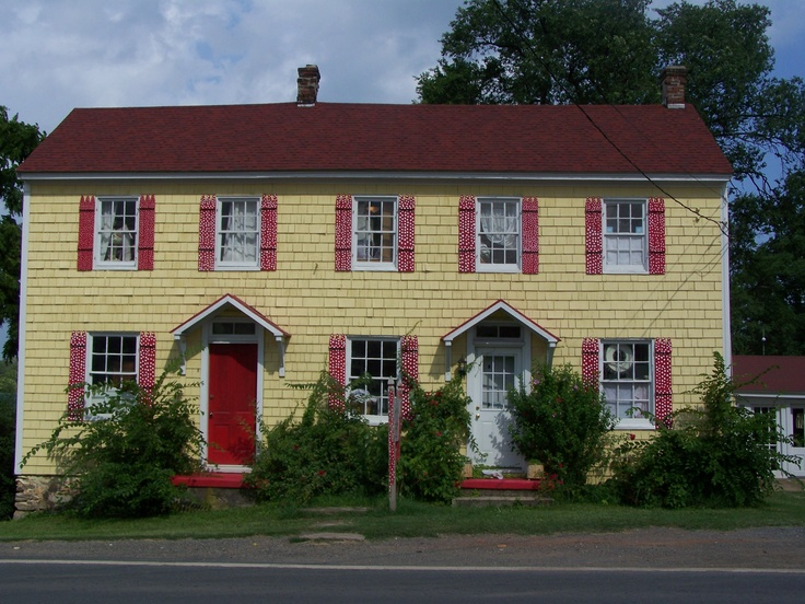 48 best images about yellow house color combos on for Yellow and red house