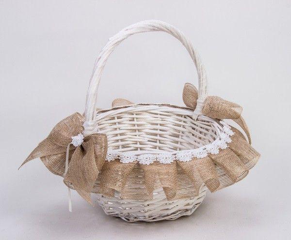 que hacer con cestas de mimbre chicas - Buscar con Google