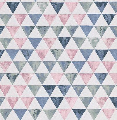 Фото №1: обои бельгийские геометрические KUR403 – Ампир Декор