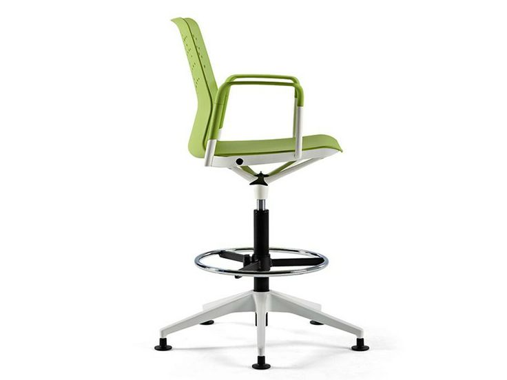 Task chair with Armrests for designer Urban Collection by ACTIU | design Javier Cuñado
