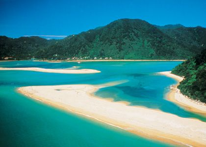 Abel Tasman National Park Nelson - New Zealand, South Island Revealed