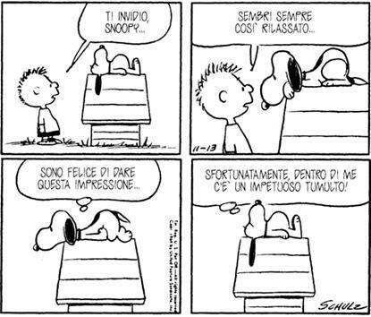 Peanuts, Snoopy