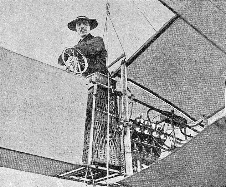 1906 - SANTOS DUMONT NO 14 BIS