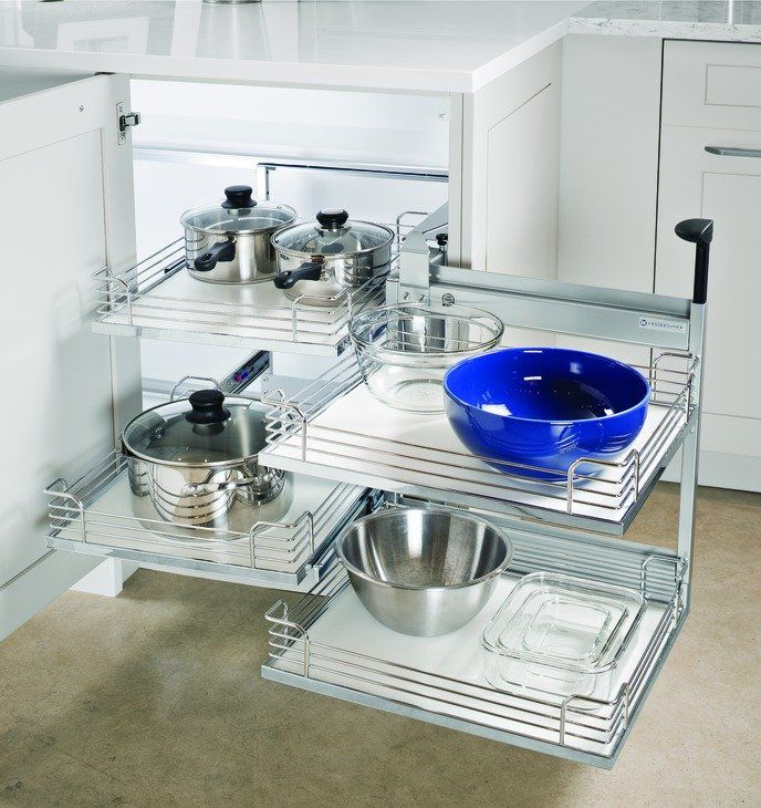 Epic hafele magic corner now this is a must have in any kitchen