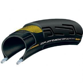 Continental Grand Prix Attack 2 700 X 22c Front Attack II 22 mm front tyre for high performance riding with low weight and outstanding grip especially in the wet Updated for 2013 with reduced weight and advanced BlackChili compound TPS Tire Positio http://www.MightGet.com/february-2017-1/continental-grand-prix-attack-2-700-x-22c-front.asp