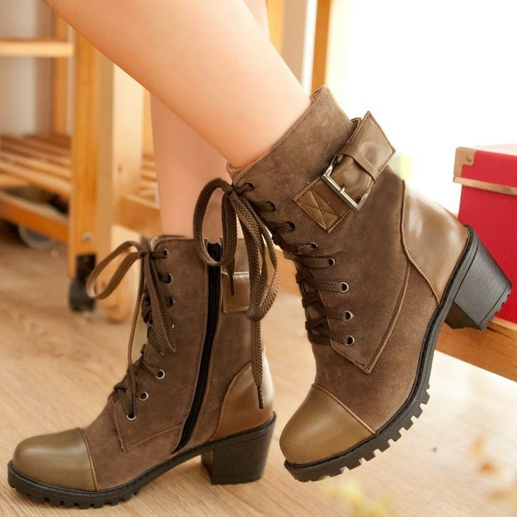 17 Best images about Bota dama invierno on Pinterest | Flats ...