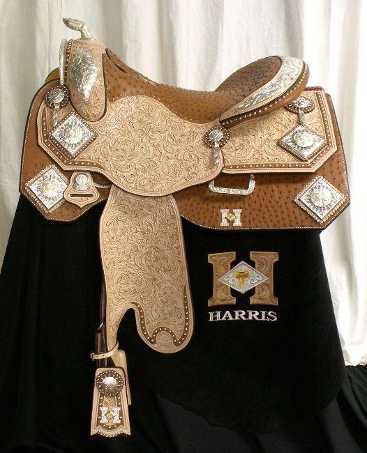 Harris Saddle ~gorgeous~it's gotta pretty price tag too!