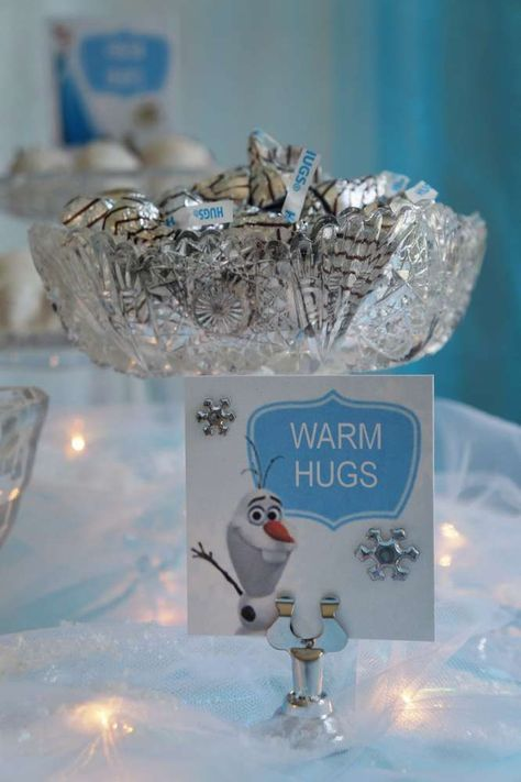 Frozen Birthday Party Ideas | Photo 10 of 44 | Catch My Party