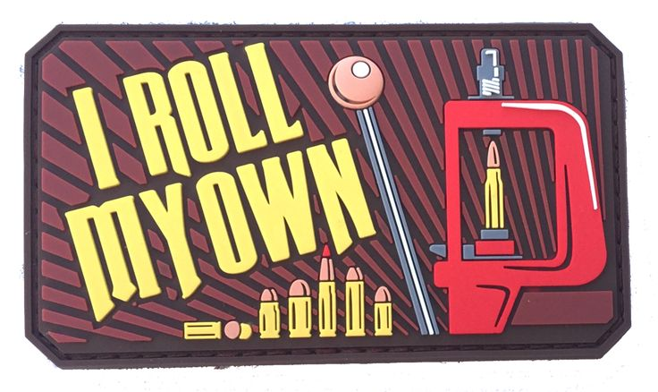 I Roll My Own - Morale Patch