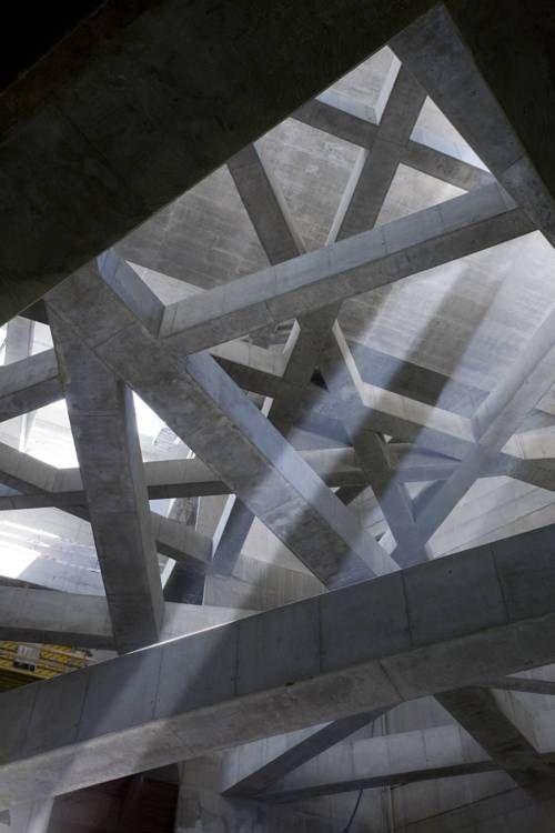 fovam ter metro station ~ sporaarchitects