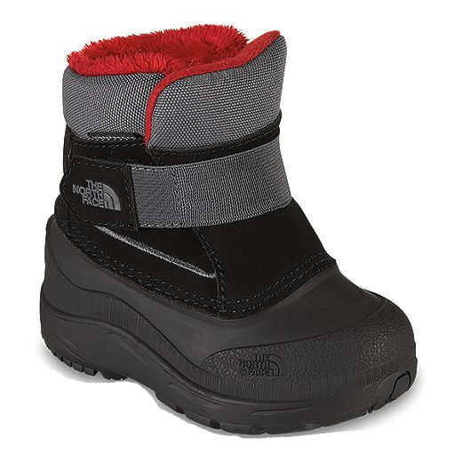 Ready to deliver versatile protection and warmth, this winter boot is crafted with Heatseeker insulation and a flexible, toddler-friendly construction.