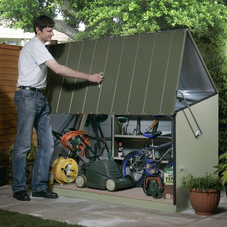 Meer dan 1000 idee n over coffre de jardin op pinterest coffre jardin coffre de rangement - Coffre de jardin deluxe ...