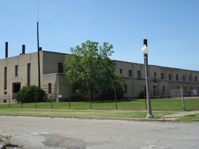 Cushing Municipal Light & Power Plant 301 N. Seay Ave., Cushing, Oklahoma  Payne County, OK Built 1936