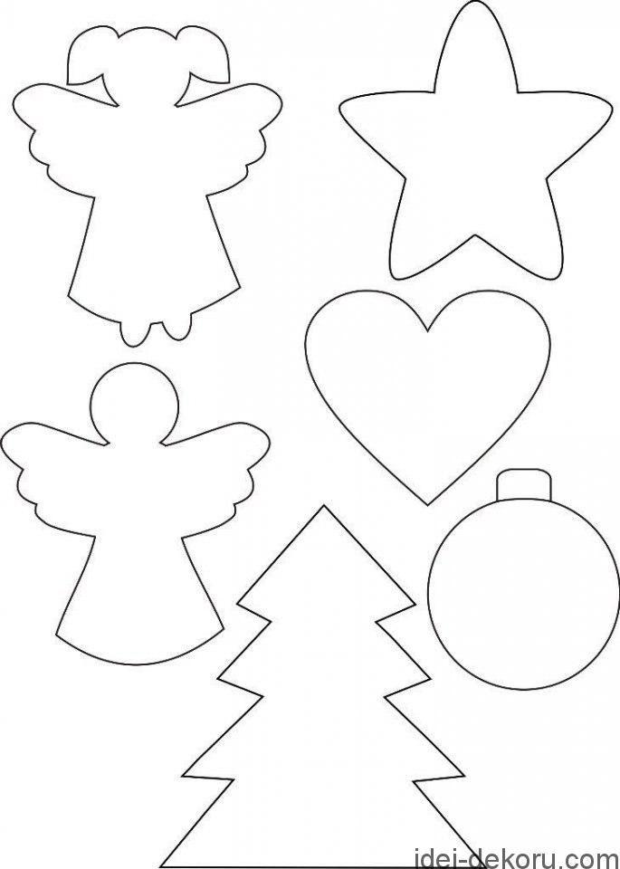 Читайте також також Шаблони Новорічних витинанок Новорічний декор у фіолетових тонах Новорічний еко-декор з гілочок. 3 суперські ідеї Білий колір в Новорічному декорі Різдвяні віночки … Read More