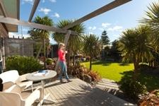 The Perfect Family Holiday - Gorgeous Family Sized Villas - Garden Villa Accommodation at Papamoa Beach Resort Beachfront, New Zealand