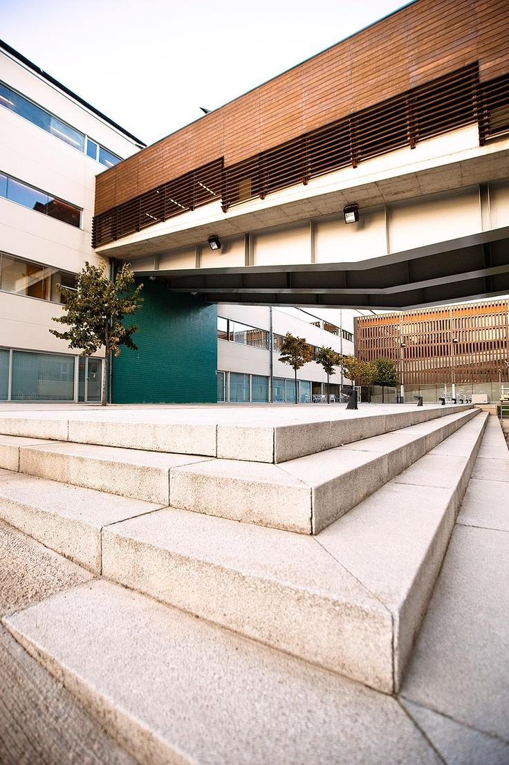 #UVic, Universitat de Vic.