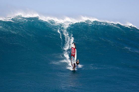 Legend of windsurfing Robby Naish hits 50