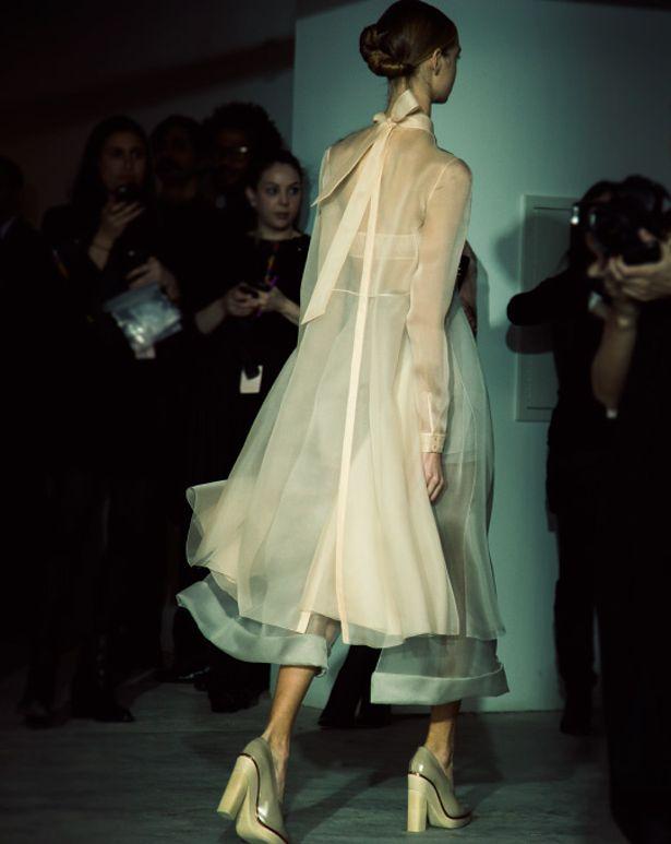 Fashion Design   Delpozo Runway: Fall 2014