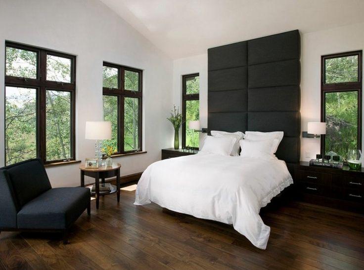 Design-Betten und schwarze Kopfteile mit Persönlichkeit. | Pinterest ...