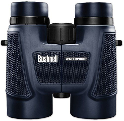 Bushnell H2O Waterproof/Fogproof Roof Prism Binocular, 10 x 42-mm - http://freebiefresh.com/bushnell-h2o-waterprooffogproof-roof-prism-binocular-review/
