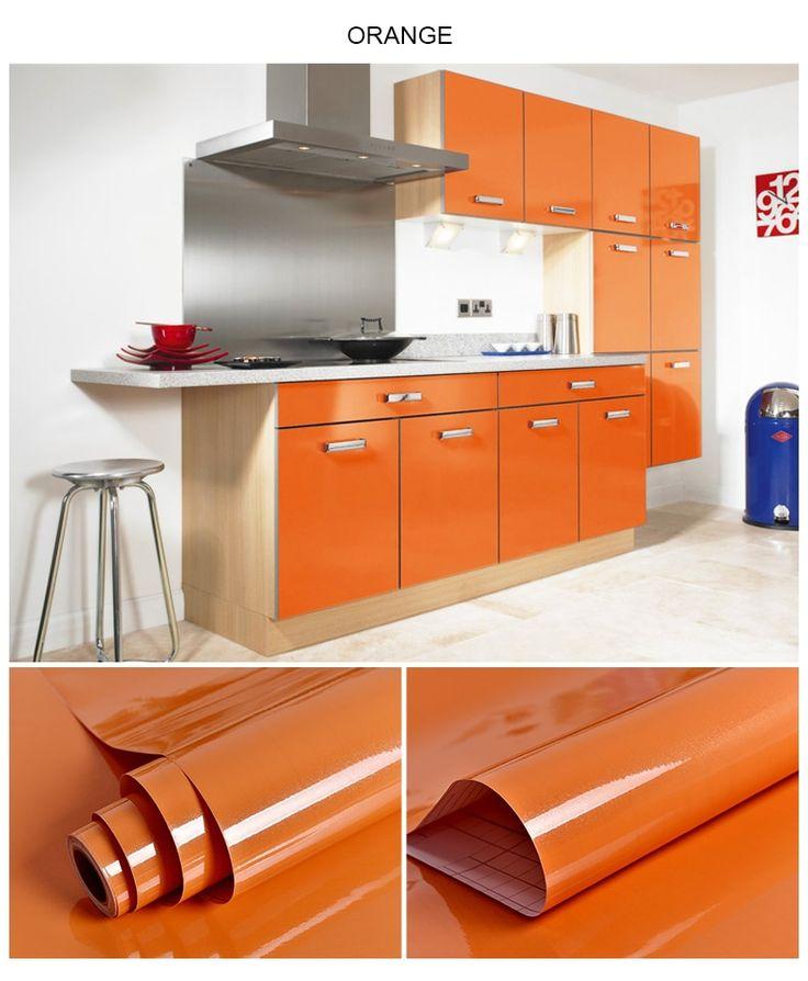 Furniture Renovation Sticker Kitchen Cabinet Wardrobe ...