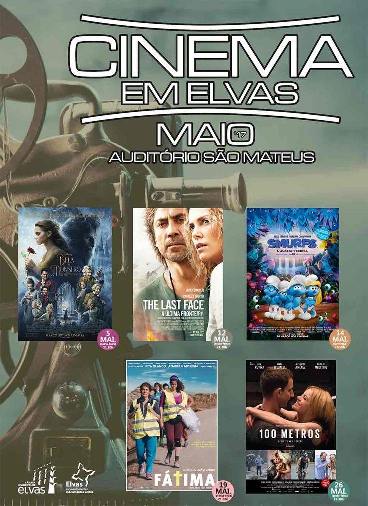 Cinema: Cinco filmes para assistir em Maio | Portal Elvasnews