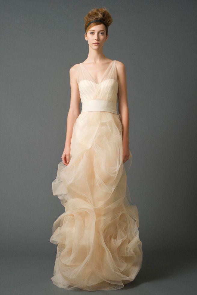85 best Wedding Dresses images on Pinterest   Wedding frocks ...