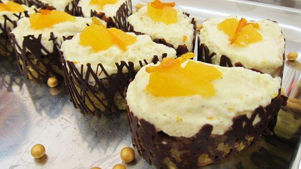 Små overraskelser med appelsin og svesker - den store bagedyst