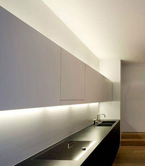 230 best ILUMINAÇÃO COZINHAS - lighting kitchens - cocinas de - led strips k che