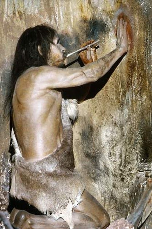 Cro Magnon Man Cave Art : Best anthropology eemh cro magnon man images on