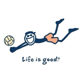 Life is sooooooo good!