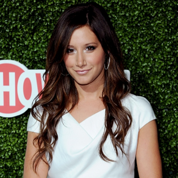 ashley tisdale brown hair with highlights hairstyles i