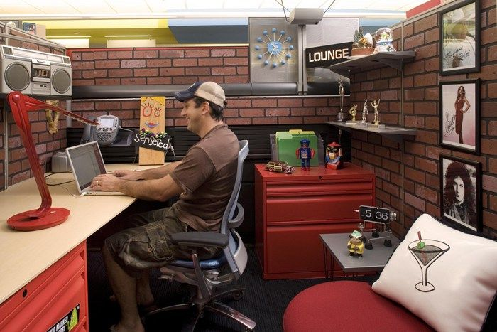 Oficinas de Cartoon Network