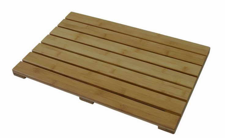 Features: -Spa collection. -Finish: Bamboo natural. -Environmentally sound bamboo - sturdy construction. -Contemporary styling. -Easily wipes clean with dry cloth. Color: -Natural. Material: -B