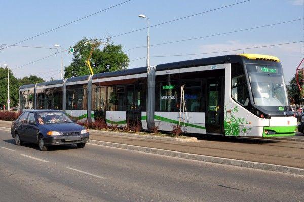 Indulhat a visszaszámlálás: 5 nap és forgalomba áll Miskolcon az új Skoda villamos!