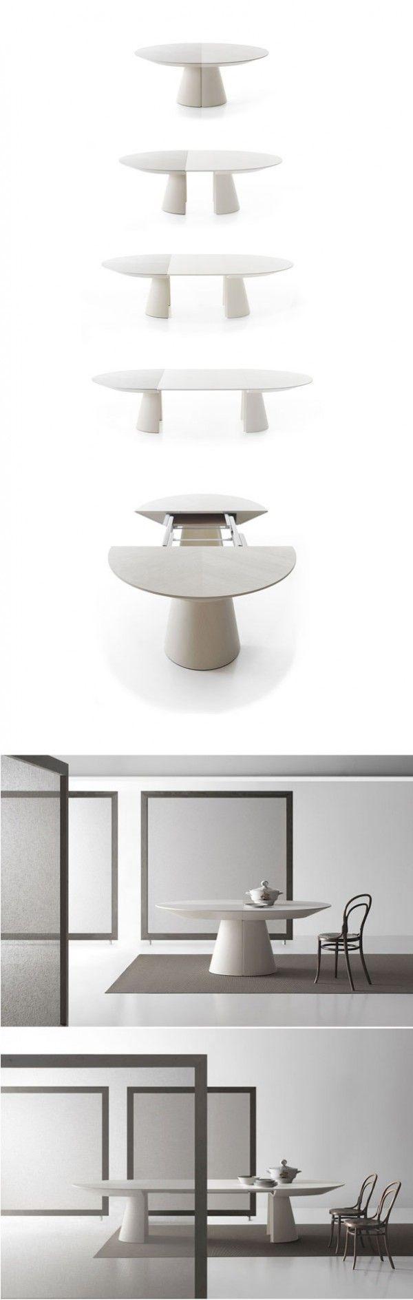 17 meilleures id es propos de table console extensible sur pinterest cons - Solde table a manger ...