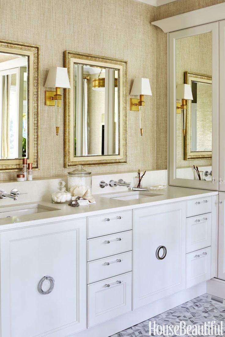 Glam Bathroom by Matthew Quinn - Luxurious Bathroom Design Ideas