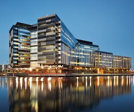 ANZ Building, Docklands, Melbourne, Aust.