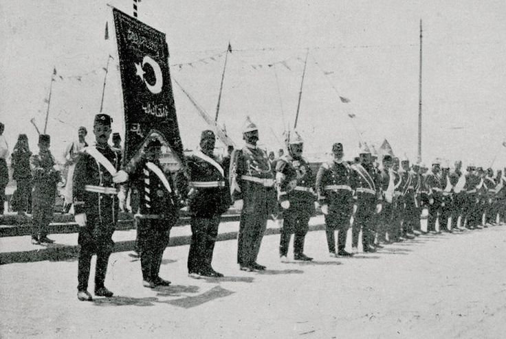 [Ottoman Empire] Salonica Visit of Sultan Mehmed V, 1911 [Thessaloniki, Greece] [Sultan Reşad'ın Selanik Ziyareti] (22) | by OTTOMAN IMPERIAL ARCHIVES