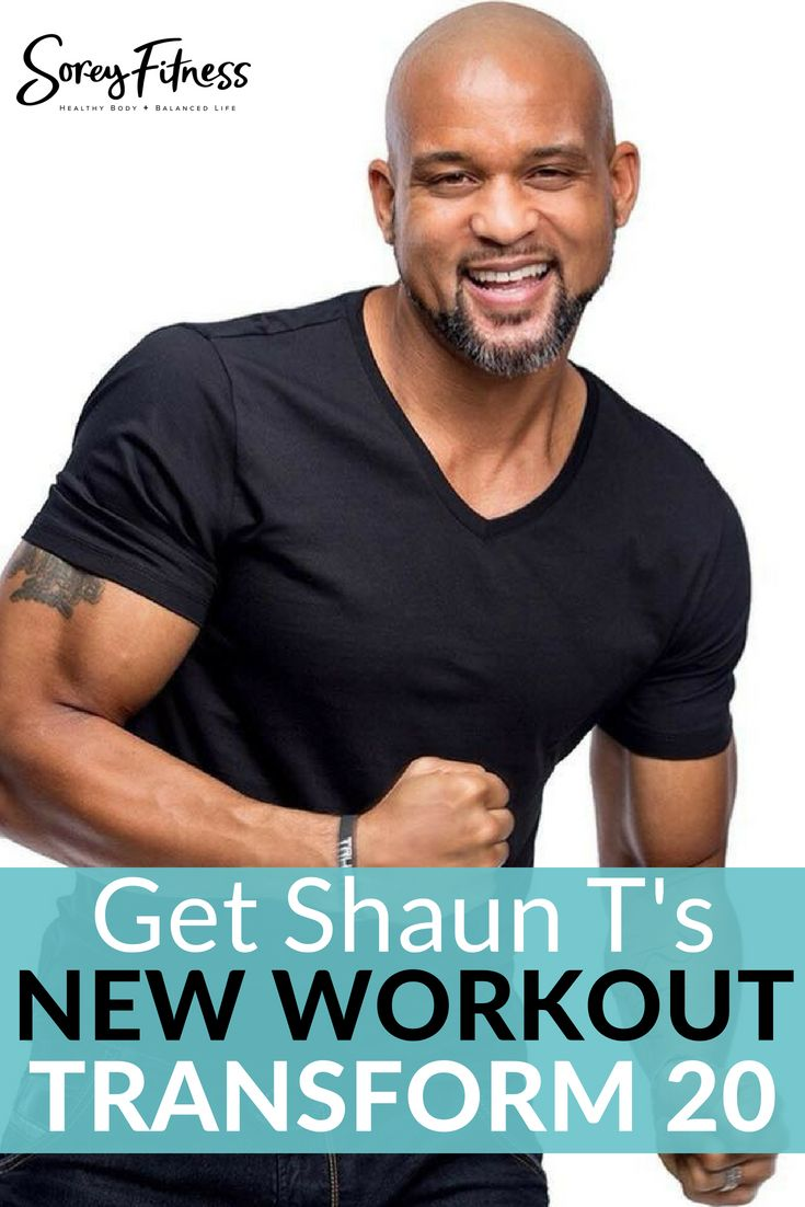 Transform 20 Review: All the Details on Shaun T's Step