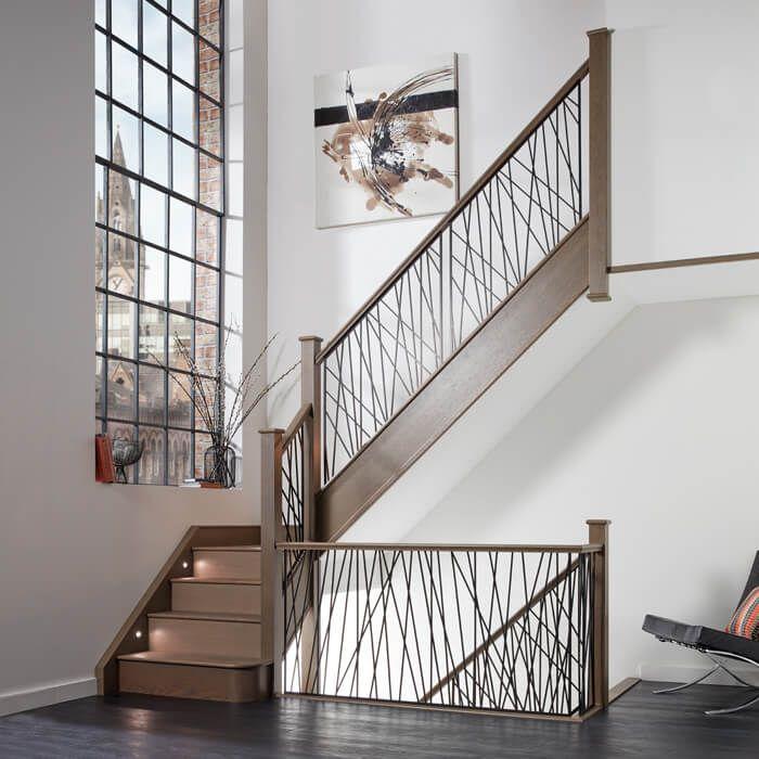 Opus Steel Staircase