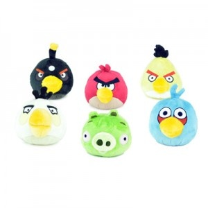 C'est l'histoire du jeu vidéo le plus téléchargé dans le monde ! Découvrez les Angry Birds en peluche à collectionner !