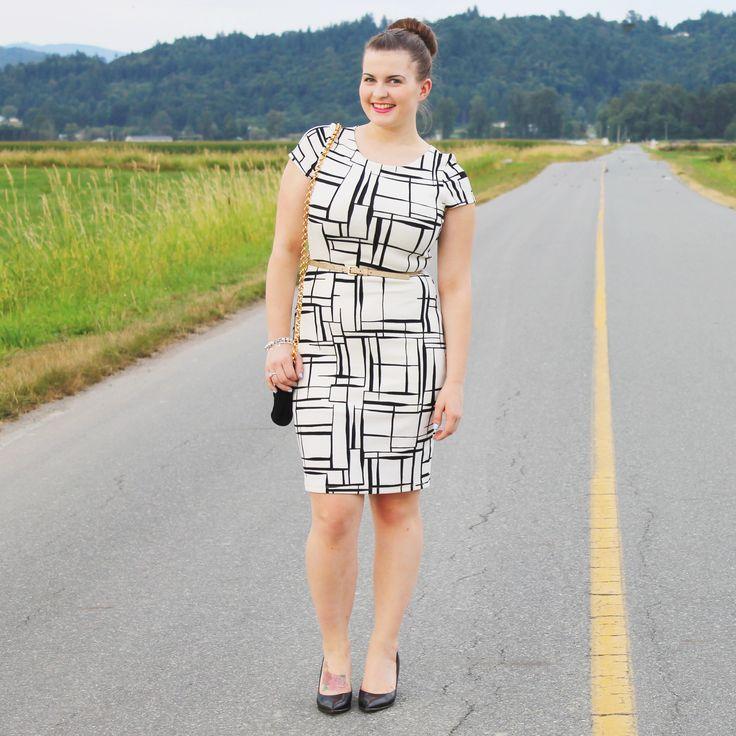 {one dress, three ways} • office style @pinkandpolished
